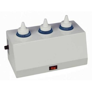 ultrasound lotion warmer